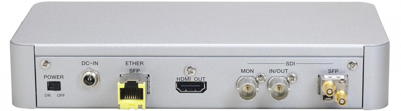 MDP 3010 IP to J2K Decoder